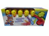 SM213958热卖新品小黄鸭保龄球玩具  儿童卡通保龄球玩具