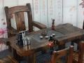 扬州老船木茶台批发船木家具功夫茶桌实木仿古家具船木茶桌椅