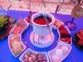 康顿餐饮公司推出圣诞节火鸡宴,BBQ烤全羊,自助餐