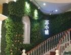 生态植物墙、仿真植物墙设计与施工。