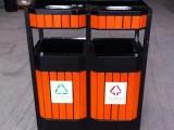 昆明钢木垃圾桶定做 参数 批发