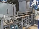 卧式方捆压块机 大型方捆草料压捆机定制厂家