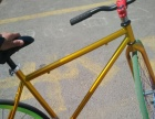 个人的自行车