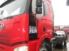 解放J6--420马力,2012年2月跑车。5年9万公里13.8万