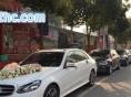 奔驰E级婚车租赁--北京婚车之家 婚礼车队优惠中