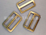 厂家直销新品五金日字扣 金属方形日字扣 男女腰带皮带扣42mm