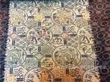 第二代特卖170秋冬平纹140工艺品制作、包装工艺用布染色面料丝