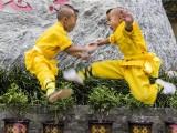 小孩子去里习武比较好嵩山少林寺好的选择