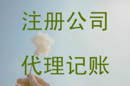 上海安亭代理公司注册