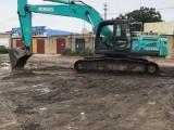 神钢260真超8挖掘机出售,车在河北邢台11年3月份
