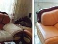 南宁沙发弹簧坏了维修 沙发护理 沙发翻新换皮换布