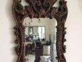 复古风理发设备3套椅子➕镜子