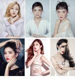 广州新市附近很好的美妆彩妆培训 化妆美容培训名师上课包学包会