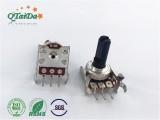 厂家供应R1216N单联电位器直脚电阻器编码器