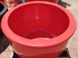 景德镇陶瓷泡澡大缸1.1米陶瓷泡澡缸洗浴缸温泉养生缸厂家定制