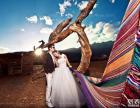 济宁婚纱摄影教你,拍婚纱照时新人笑的自然好看的技巧