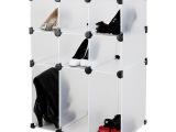 【南辰】厂家直销 创意 DIY组合 3乘3 简易收纳鞋柜