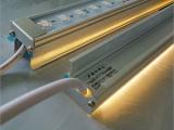 超亮景观照明LED洗墙灯暖白48灯24V节能户外硬灯条