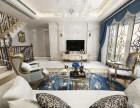 重庆珠江太阳城洋房法式轻奢风格全案装修设计