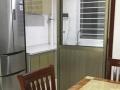 鸿港花苑95平3部空调 含物业取暖费18000