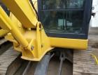 泰安个人一手新款小松56-7挖掘机整车原版,性能可靠