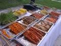 成都户外烧烤外卖服务 成都烤全羊外卖服务 成都巴西烤肉服务