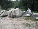 供应河北邢台南宫鹅卵石,景观石,风景石,园林石