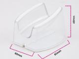 高挡透明亚克力展示支架 手机防滑托架 手机支架热卖款 欢迎订购