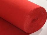 厂家直销加厚拉绒活动婚庆红地毯走廊满铺地毯展览地毯舞台地毯
