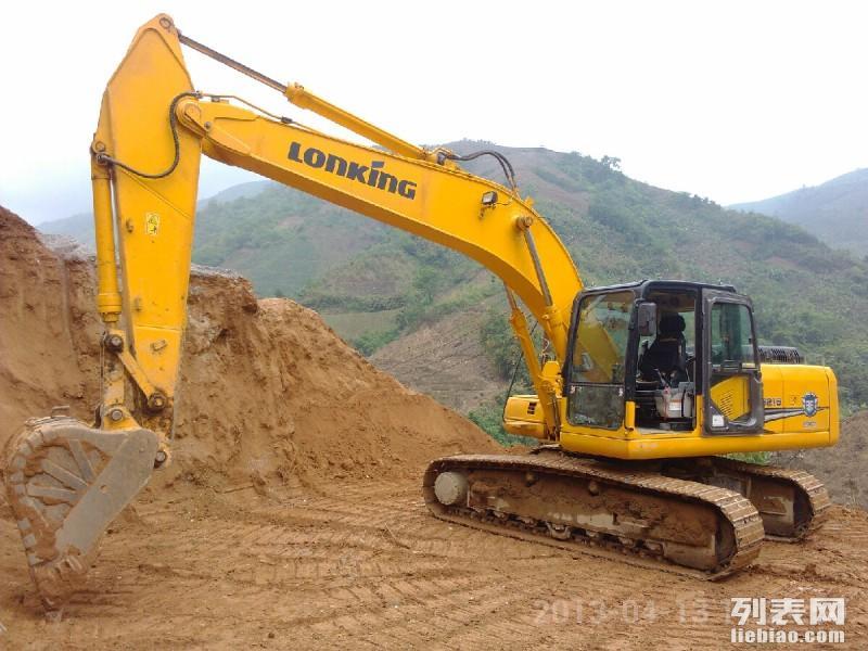 丽江市出租挖掘机