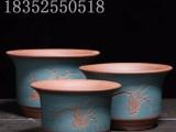 优质陶瓷花盆 紫砂花盆 多肉花盆 厂家直销质优价廉!