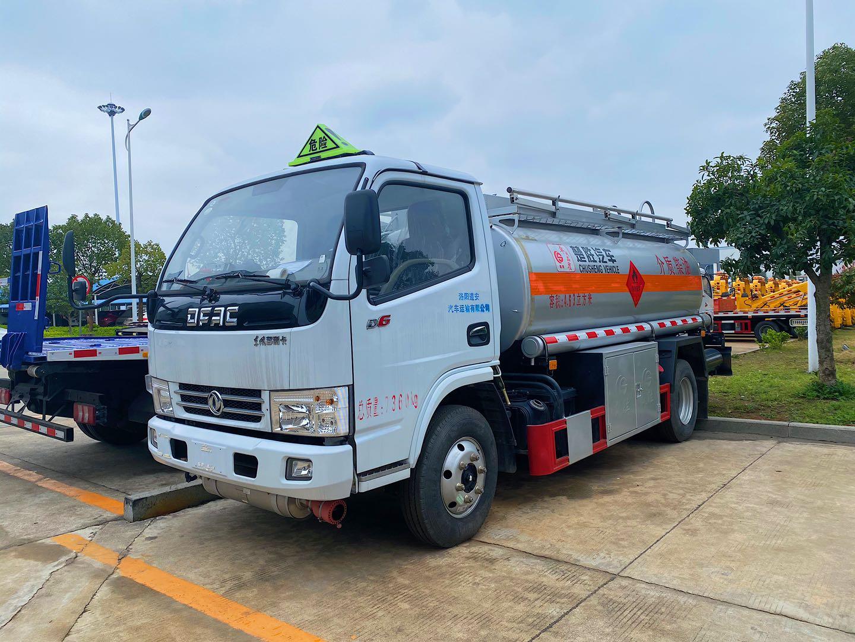 东风国五 5吨油罐车处理 厂家直销 低价处理
