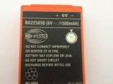 德国HBC遥控器电池 BA