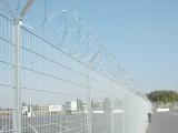 宁波厂家护栏网 钢管焊接包塑 厂区围墙护栏 公路铁丝网围栏