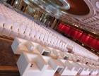 海口展会沙发租赁 洽谈桌椅租赁 单人沙发租赁宴会椅租赁