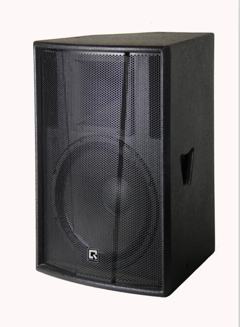 东莞奇峰音响F15+专业音响15寸二路二单元全频KTV音响