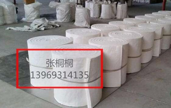 福建福州硅酸铝针刺毯陶瓷纤维甩丝毯低价报价便宜供销商