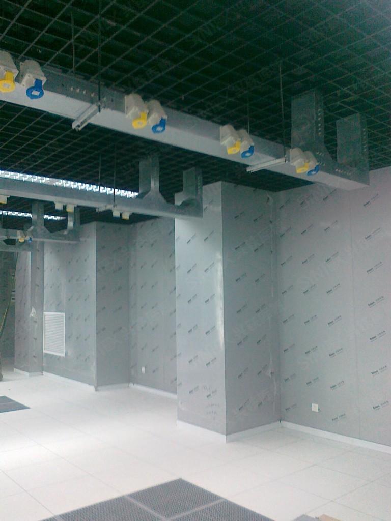 西安市捷林格机房墙板 诗派佳彩钢板厂家 格满林墙面装饰板批发