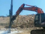 挖改钻机成功案例