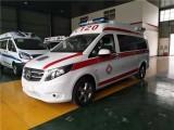 南京救护车接送病人出院-设备齐全