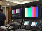 北京天影视通科技音 视频导播车 转播车方案  箱载演播室2