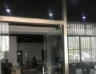 地铁站口++1楼430平米实景++有装修隔断