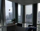 凤凰国际215平精装修电梯口办公家具齐全
