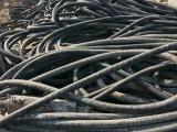 电线电缆回收电话 电缆线上门回收 专业回收废旧电缆铜铝