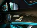 聊城星宝行名车加装奔驰C12色氛围灯旋转高音