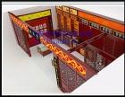 无锡药店展示柜产生厂家,中药柜批发,中医馆设计
