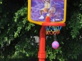 厂家热销儿童户外运动篮球筐架儿童家庭卡通塑料升降篮球架批发