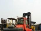 转让大量杭州10吨叉车购买二手大型8吨10吨叉车价格便宜到底