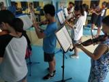 城阳大北曲零基础架子鼓电子琴钢琴古筝提琴吉他年龄不限包教会长