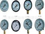 供应螺纹式压力表 真空压力表 精密压力表
